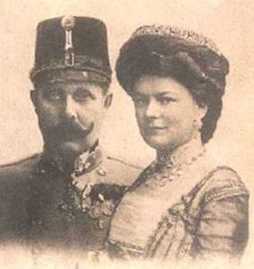 Franz Ferdinand & Sophie