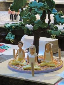 Namaste Cake