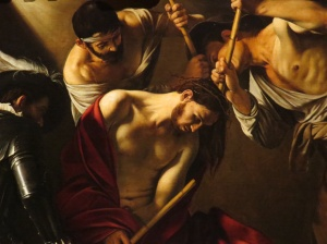 Crowning of Thorns, Caravaggio