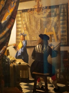 The Art of Painting, Vermeer