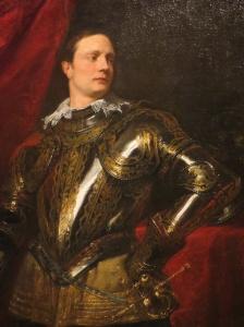 Young General, van Dyck
