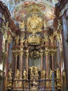 (Benedictine Abbey, Melk)