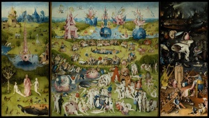 The Garden of Earthly Delights, Hieronymus Bosch, 1504