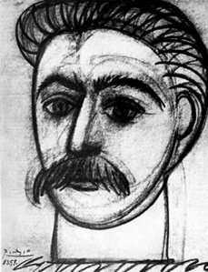 Stalin, Picasso, 1953
