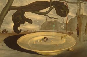 The Enigma of Hilter, Dali, 1939