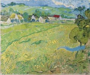 Les Vessenots, van Gogh, 1890