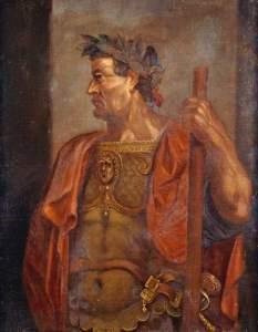 Titian, c.1488-1576; Sergius Galba, Roman Emperor